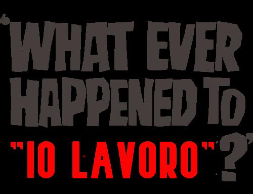 Lettera dal Consulente – che fine ha fatto l'incentivo IO LAVORO?